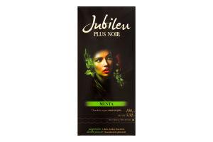 Шоколад черный Jubilen со вкусом мяты