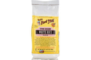 Bob's Red Mill White Rice Flour Stone Ground