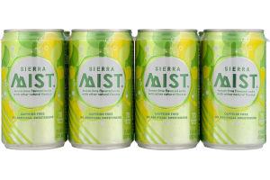 Sierra Mist Flavored Soda Lemon Lime - 8 CT