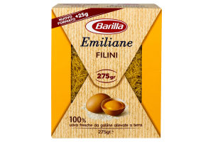 Макарони Barilla Emilliane Fillini 275 г