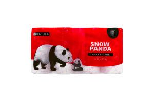 Сніжна панда EXTRA CARE туал.пап. 4-шар. 16шт Aroma