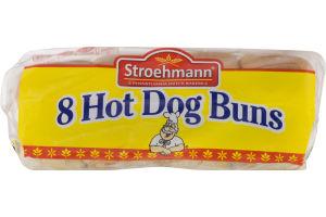 Stroehmann's Hot Dog Buns - 8 CT