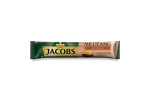 Кофе натуральный растворимый сублимированный Espresso Millicano Jacobs м/у 1.8г