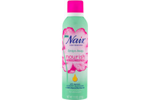 Nair Hair Remover Sprays Away Cherry Blossom