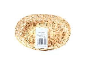 Корзина плетена Insa 23*16*h4.5 см CSH11-6560/2