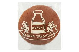 """Пряник """"Лавка Традицій"""" ч/б"""