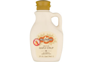 Maple Gold 100% Pure Maple Syrup