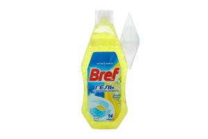Средство для унитаза Дикий лимон Bref 360мл