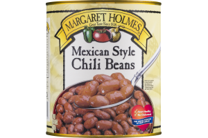 Margaret Holmes Mexican Style Chili Beans