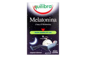 Добавка диет Equilibra Melatonina Мелатонин