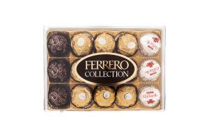 Цукерки Ferrero Collection Т15 172,2г