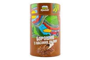 Борошно з насіння льону Моя країна к/у 300г