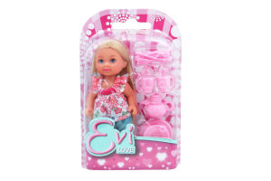Кукла для детей от 3-х лет №4830 Evi love Simba 1шт