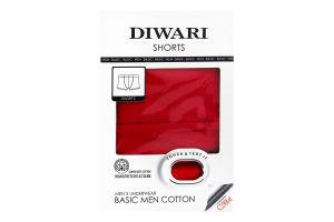Труси чоловічі Diwari Basic №MSH2127 102-106/XL dark red