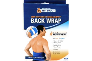 Bed Buddy Thermatherapy Back Wrap