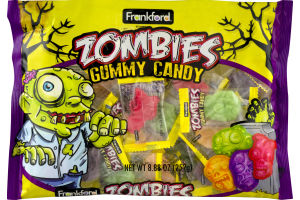 Frankford Zombies Gummy Candy
