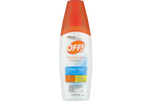 OFF! Family Care Insect Repellent II Clean Feel