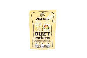 Уксус рисовый для суши Akura дой-пак 100мл