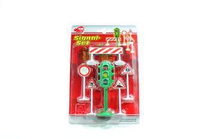 Іграшка Dickie Набір дорожніх знаків 3318804