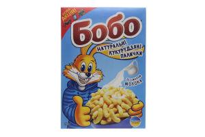 Кукурузные палочки со вкусом молока Бобо к/у 140г