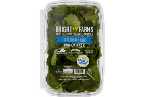 Bright Farms Family Pack Local Spinach Blend