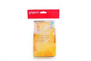 Набір Pigeon тарілка секційна+кришка+ложка від 6міс.