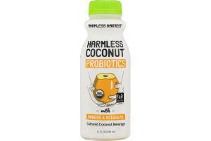 Harmless Harvest Harmless Coconut Probiotics with Mangos & Acerolas