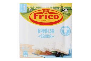 Сыр 53% рассольный Брынза Свежая Frico лоток 200г