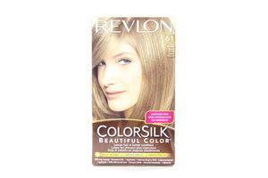 Фарба д/вол.Revl.ColorSilk 61 Тем.блон.
