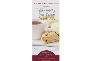 Stonewall Kitchen Blueberry Sour Cream Scone Mix