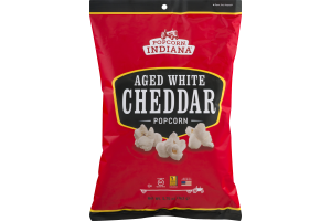 Popcorn, Indiana Aged White Cheddar Popcorn