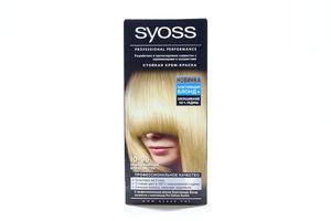 Крем-краска для волос Скандинавский блонд экстра №10-96 Syoss