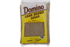 Domino Dark Brown Sugar Pure Cane Sugar