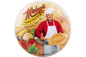 Mickey's Signature Pizza Cheese