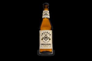 Пиво темне Інсайдер Крафт Хаб Мілк Лісовий Горіх Стаут 0,4л
