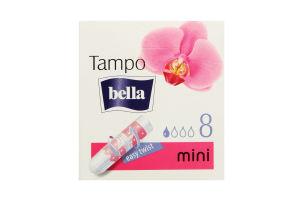 Тампоны Tampo Premium comfort Mini Bella 8шт