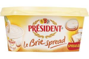 President Le Brie Spread