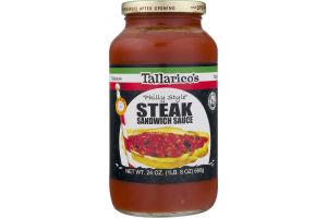 "Tallarico's ""Philly Style"" Steak Sandwich Sauce"