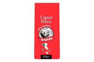 Кофе молотый Cigno Nero Оригинал жареный
