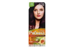 Крем-фарба для волосся Avena Рябина Божоле №131 Acme Color 1шт