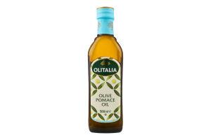 Олія оливкова Помас 500мл скло Оліталія