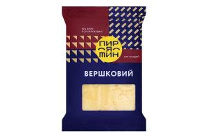 Сыр 50% твердый Сливочный Пирятин м/у 160г