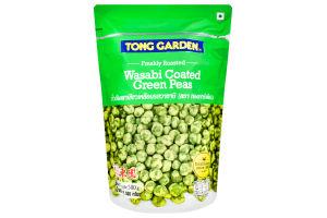 Горох зелений смажений із васабі Tong Garden м/у 500г