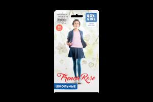 Колготи дитячі Boy&Girl French rose 60den 140-146 dark green