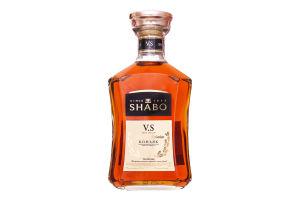 Коньяк 0.5л 40% VS 3* Shabo бут
