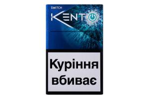 Сигарети з капсулою у фільтрі Switch Kent 20шт