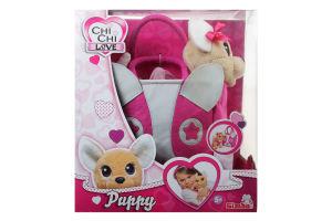 Іграшка для дітей від 5-ти років Puppy Chi Chi Love Simba 1шт