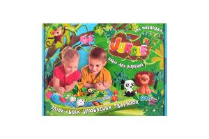 Набор массы для лепки для детей от 5 лет №71409 Jungle Strateg 1шт