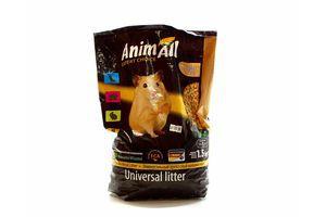 Наповнювач Animall д/туалету тварин деревинний гранул. 1,5кг