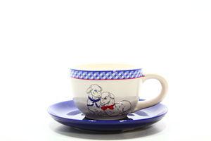 Набір чайний 2пр 250мл 358-657